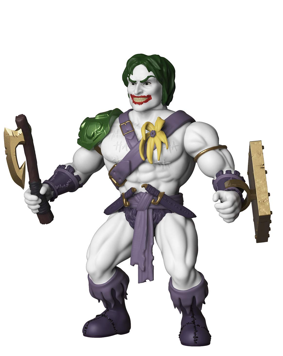 Funko 32699 Action Figure: DC: Primal Age: Joker Multi