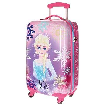 Disney Frozen - Elsa Equipaje Infantil, 55 cm, 33 litros ...