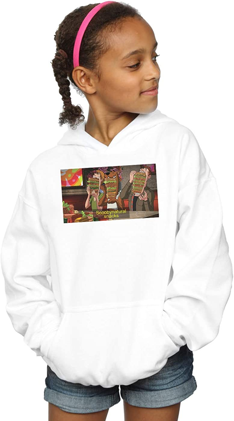 Absolute Cult Scoobynatural Girls Supernatural Snacks Hoodie