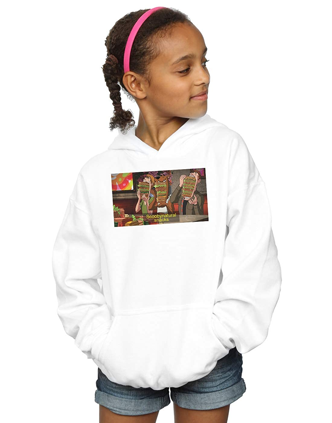 Absolute Cult Scoobynatural Girls Take Away Hoodie