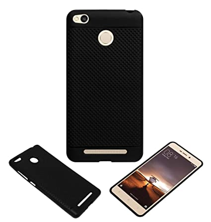 buy online 4c213 cc176 Acm Dotted Soft Silicon Back Case for Xiaomi Redmi 3s: Amazon.in ...