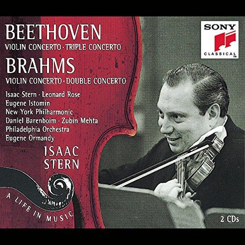 Beethoven: Violin Concerto; Triple Concerto / Brahms: Violin Concerto; Double Concerto