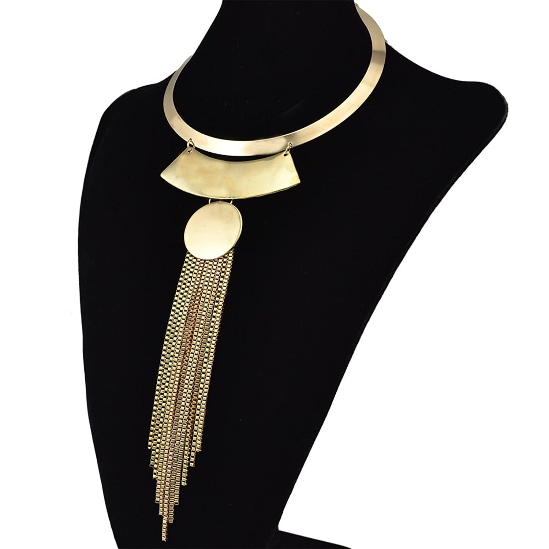 Fashion Necklace Pendant Geometric Necklaces Image 2
