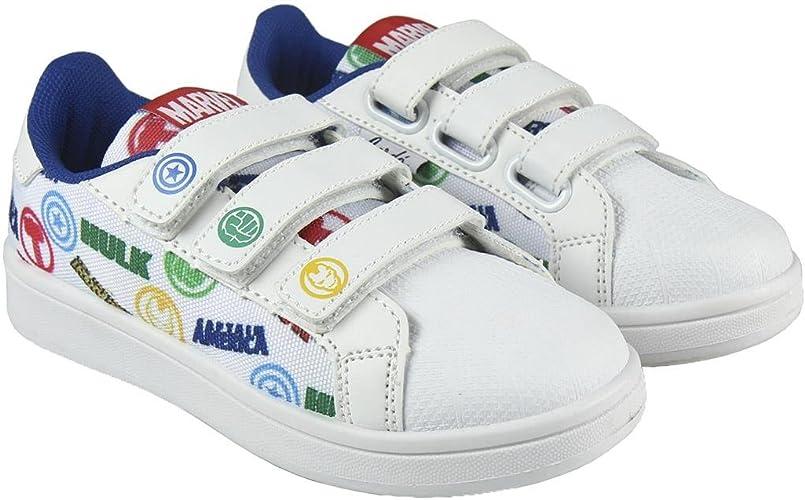 Marvel Avengers Freizeitschuhe Turnschuhe Schuhe Sneaker LED
