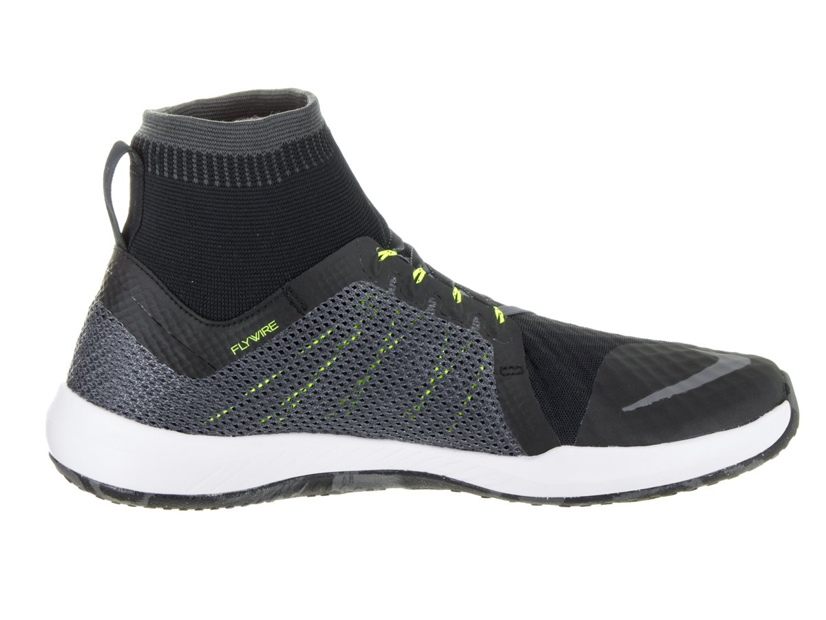 7054085ad9c Zapatillas de deporte NIKE Flylon Train Dynamic Mens Running 852926  Sneakers Shoes Negro   Blanco Gris Oscuro Volt