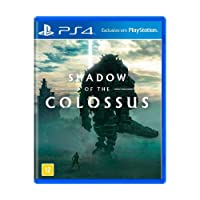 Shadow of The Colossus - 1ª Edição - PlayStation 4