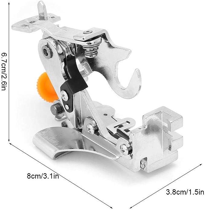 55075 Máquina de coser de pie de prensatelas de ruffler de casa ...