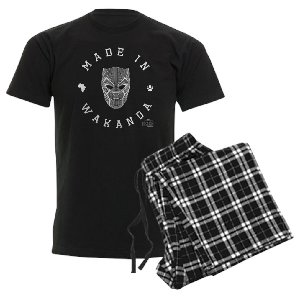 CafePress Black Panther Made Pajama Set