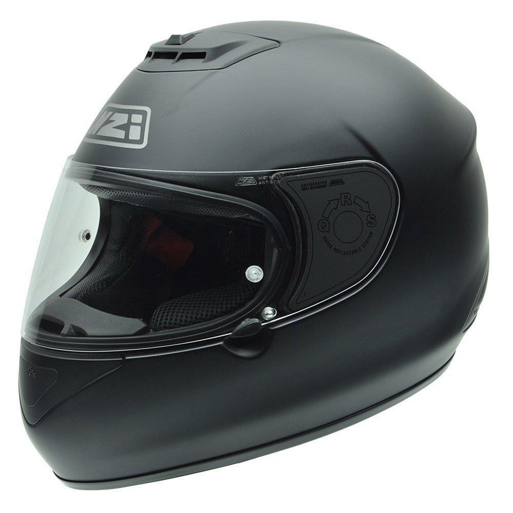 Negro Mate M Talla 57 NZI 010265G067 Spyder V Matt Black Casco de Moto