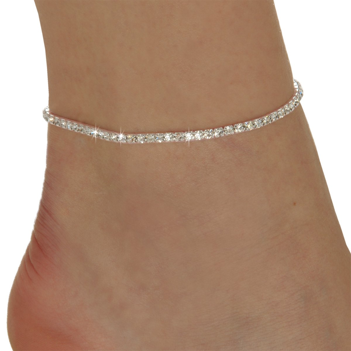 bracelets bracelet silver birthstone bangle custommade stackable gold ankle mother custom anklet adjustable personalized child com gallery charm toddler