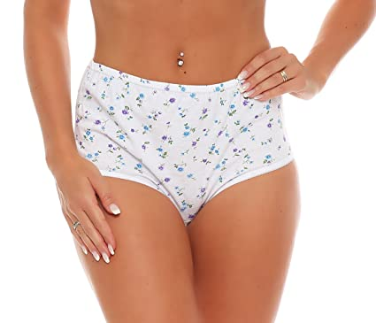 8a4c9f0ace FTSD - FindTheSecretDreams 5 pack Briefs Underpants Panties with flowers  Nr. 423 (