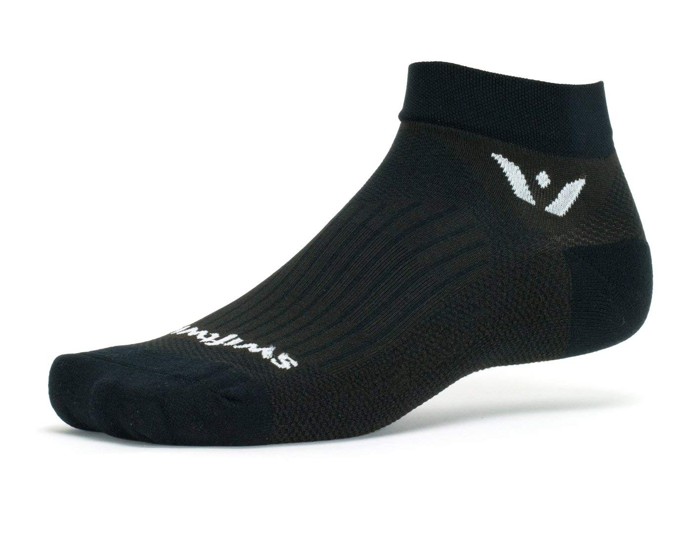 Swiftwick- PERFORMANCE ONE Golf & Running Socks (1 or 3 Pairs), Durable Comfort