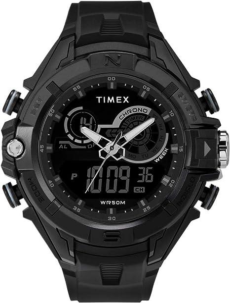 Timex The Guard DGTL - Reloj de Pulsera para Hombre (47 mm)