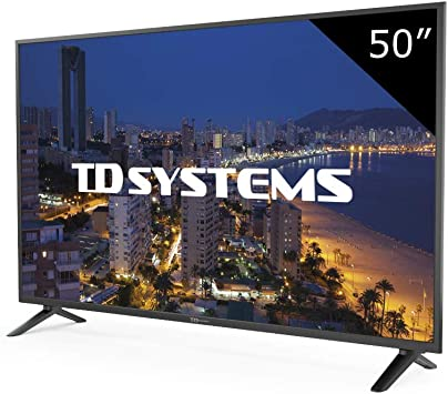 TD Systems K50DLP8F - Televisor Led 50 Pulgadas Full HD ...