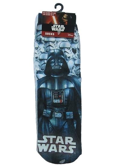 Star Wars - Medias de fútbol - para niño Darth Vader