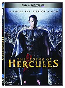 The Legend Of Hercules [DVD + Digital]