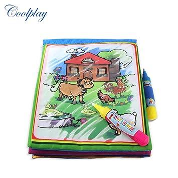 Diseño Mágico Niños Niños para Colorear Libro de Pintura ...