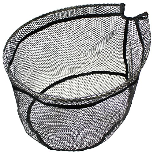 river peak Replacement rubber coating net oval type (L)