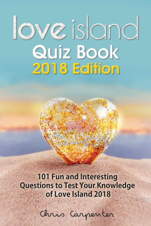 Love Island Quiz Book: Chris Carpenter, Gabrielle Green