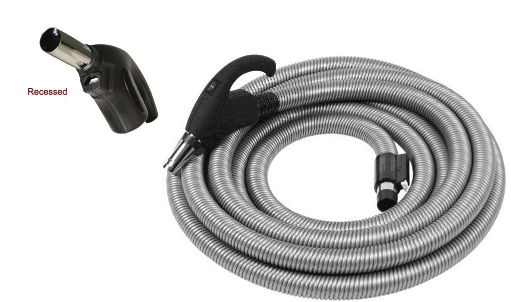 35' Centec Electric Direct Connect Hose High Voltage 99385 Recessed Handle