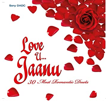 various love u jaanu hindi audio a set of 2 cd s bollywood
