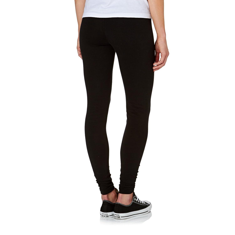 Amazon Core Leggings Wordmark Black Converse Abbigliamento it vIqcaFdPw