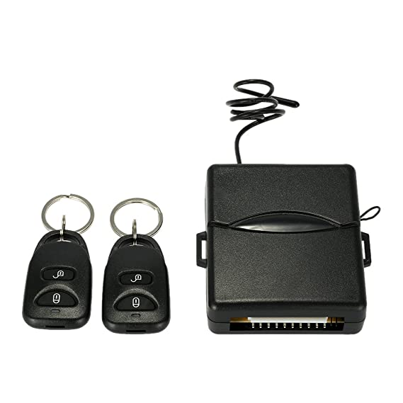 keyless entry manual locks