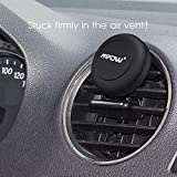 Car Mount,Mpow Grip Magic Mobile Phone Cradle Air Vent Magnetic Phone Holder Universal Car Mount for iPhone 6/6 Plus/5 Samsung S6/S7 Nexus 7 Huawei P9 and other Andriod Cellphones(Black) Bild 2