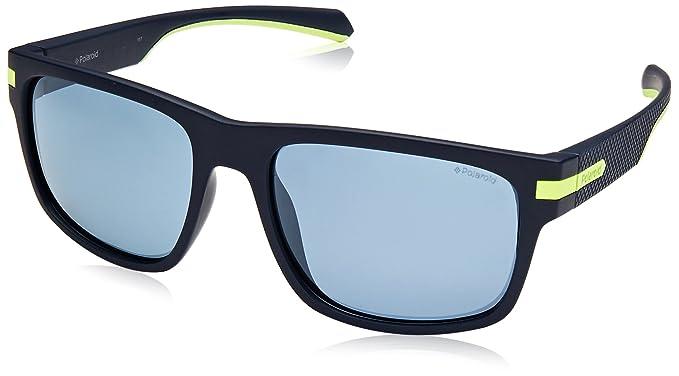 Polaroid Eyewear PLD 2066/S, Gafas de Sol para Mujer, Azul (MTT Blue), 55: Amazon.es: Ropa y accesorios