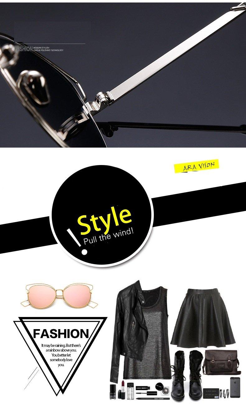 Manyip Gafas de Sol - Polarizadas 100 % UV400 Protección 9aa02e3d48f5