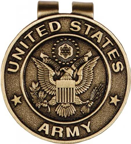 US Army Money Clip Military Money Clips for Men Gifts for Veterans United States