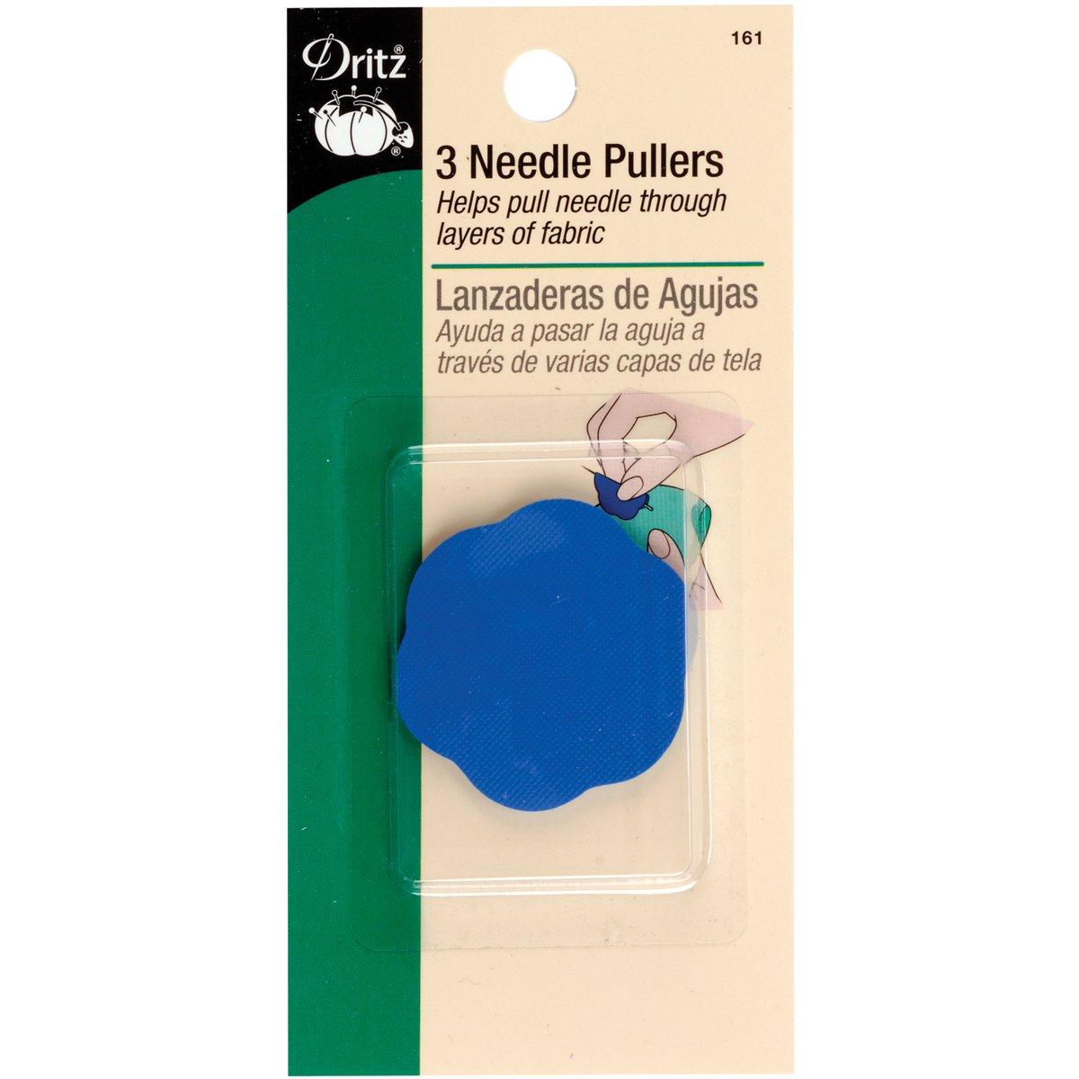 Dritz 3-Piece Needle Pullers