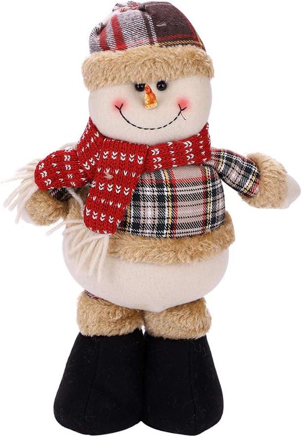 objetos adornos Navidad juguete Poupee de Navidad Papá Noel Muñeco ...