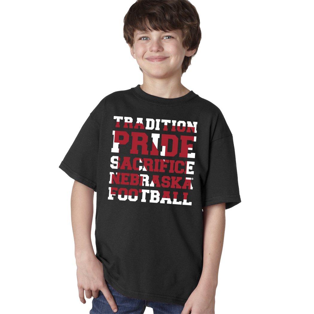 【楽ギフ_包装】 Nebraska Cornhuskers Football