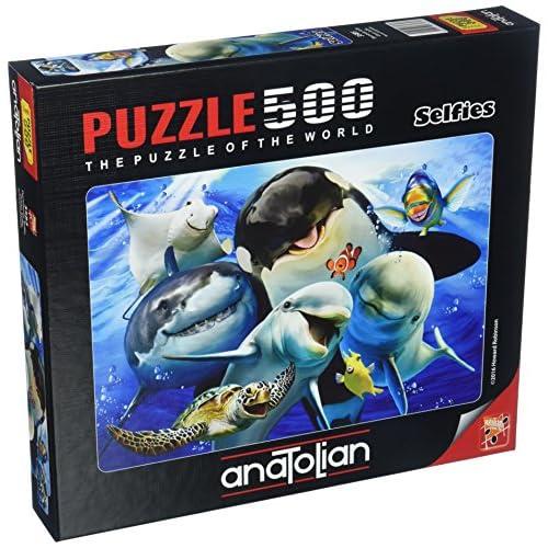 Hot Anatolian Ocean Selfie Jigsaw Puzzle (500 Piece) for cheap