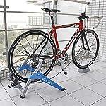 61YkfH LRPL. SS150 SZYM Rulli Bicicletta per Allenamento da Interno, Piattaforma da Guida per Mountain Bike da Strada rulli Bici, Dispositivo di Allenamento a Resistenza Magnetica controllata da Filo, Cyclette