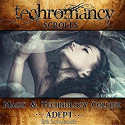 Techromancy Scrolls: Adept