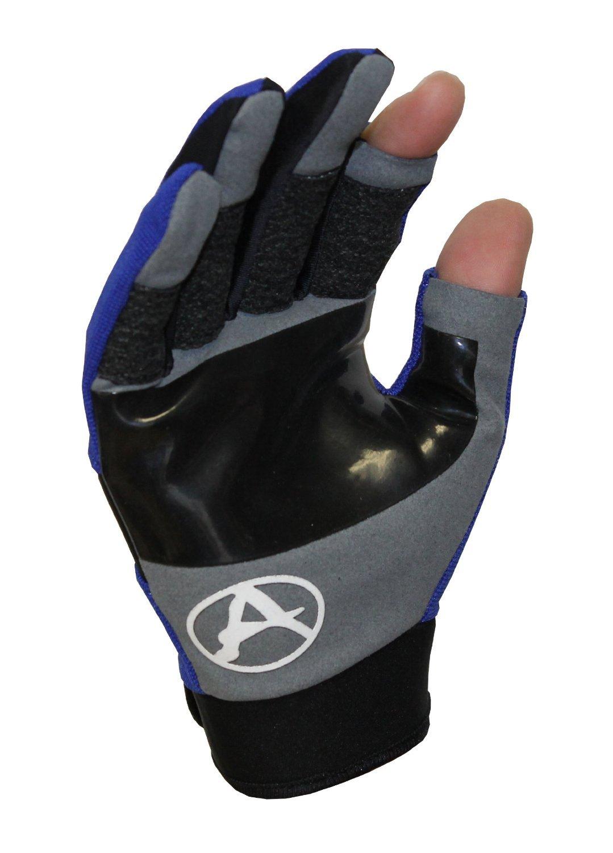 Blue Small Anchor Glove FS3FBLS 3-Finger Flagship Gloves