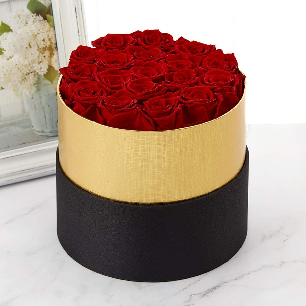 Hochzeitgeschenke-trends-geschenkidee-infinity-rosen