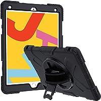 $39 » Vabogu iPad 8th Generation case/ iPad 7th Generation case(10.2 Inch, 2020/2019 Model), Slim Heavy Duty Shockproof Rugged High…