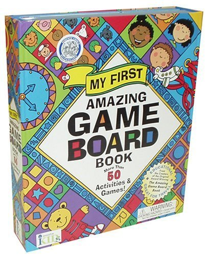 my first amazing game board book - 5
