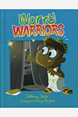 Jittery Jake Conquers Stage Fright (Worry Warriors) Paperback