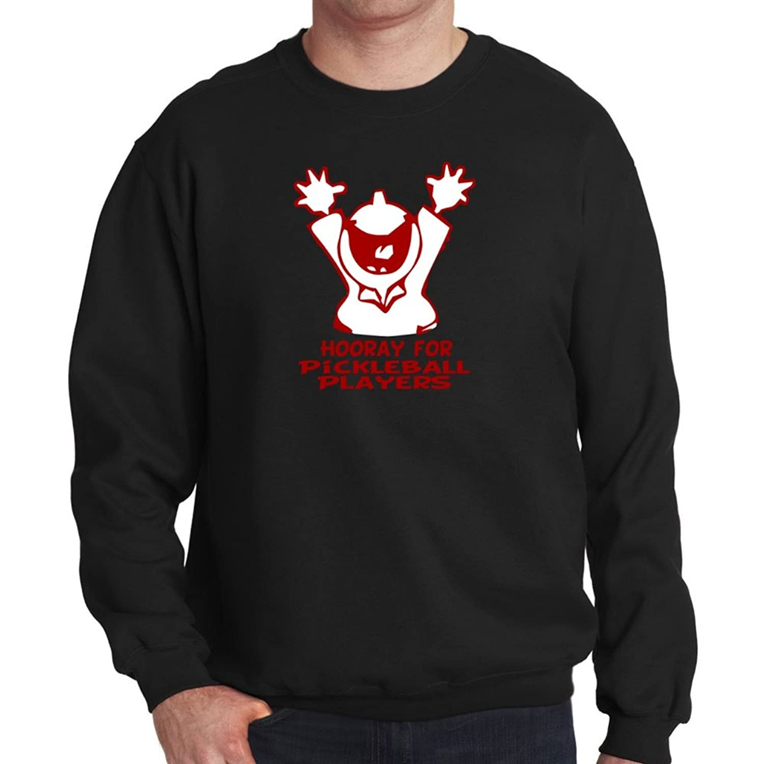 HOORAY Pickleball Sweatshirt