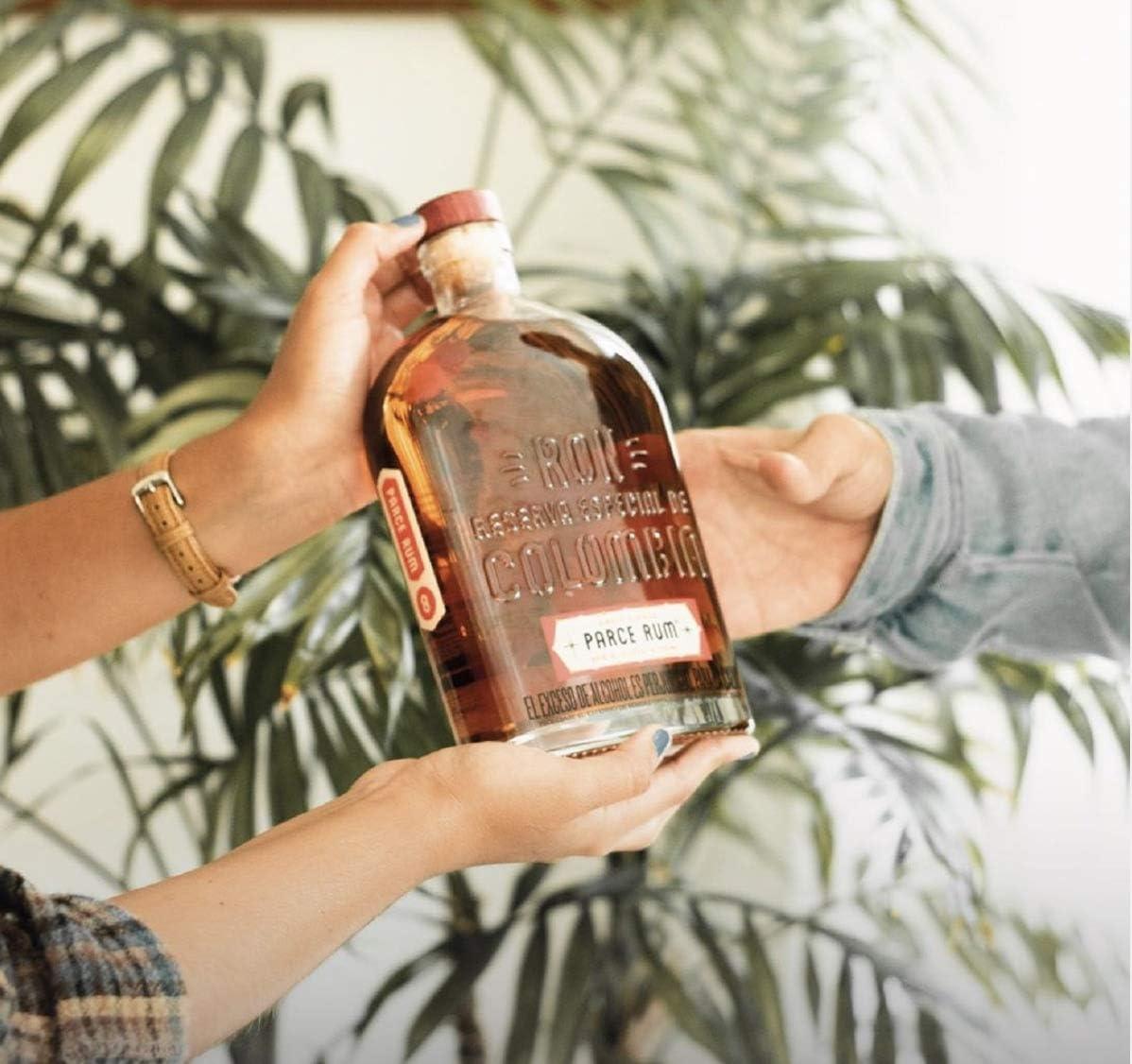Parce Rum 8 años 700ml - gift box-: Amazon.es: Alimentación y ...