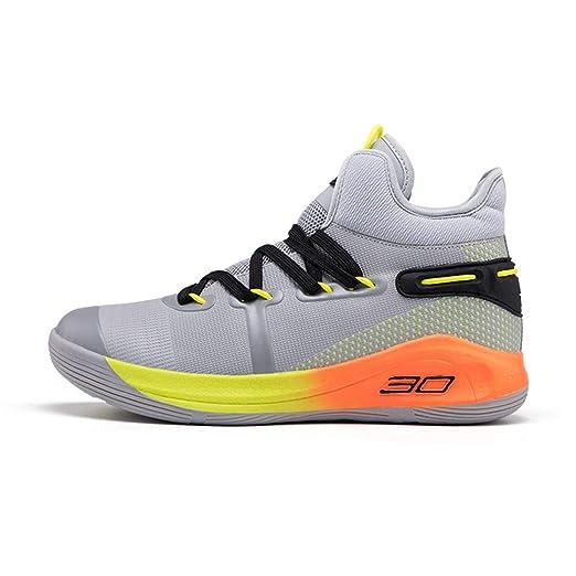 YPPDSD Zapatillas de Baloncesto Hombre Four Seasons High para ...