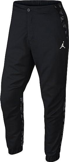 7ce8a929247 NIKE Jordan Men's Air City Jumpman Jogger Taper Sweatpants at Amazon Men's  Clothing store: