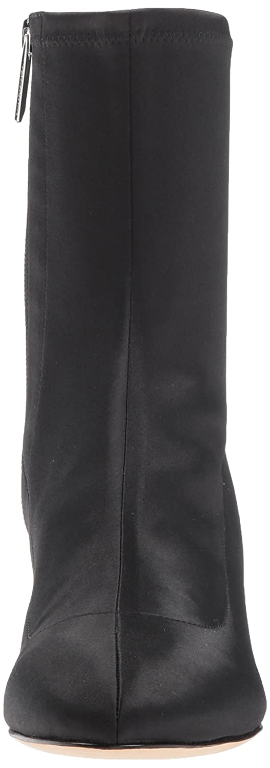 Badgley Mischka Women's Martine Ankle Boot B073C45GRB 7 B(M) US|Black