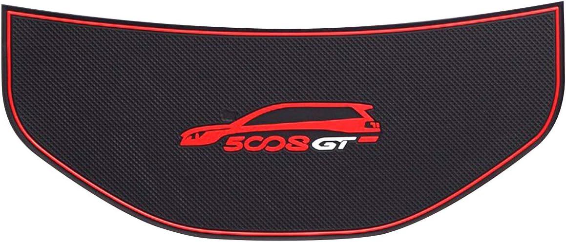 accessori per cruscotto Tappetino per cruscotto auto tappetini antiscivolo per 3008 3008 GT 5008