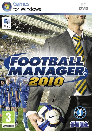 Football Manager 2010 (PC DVD) (Pc Football)