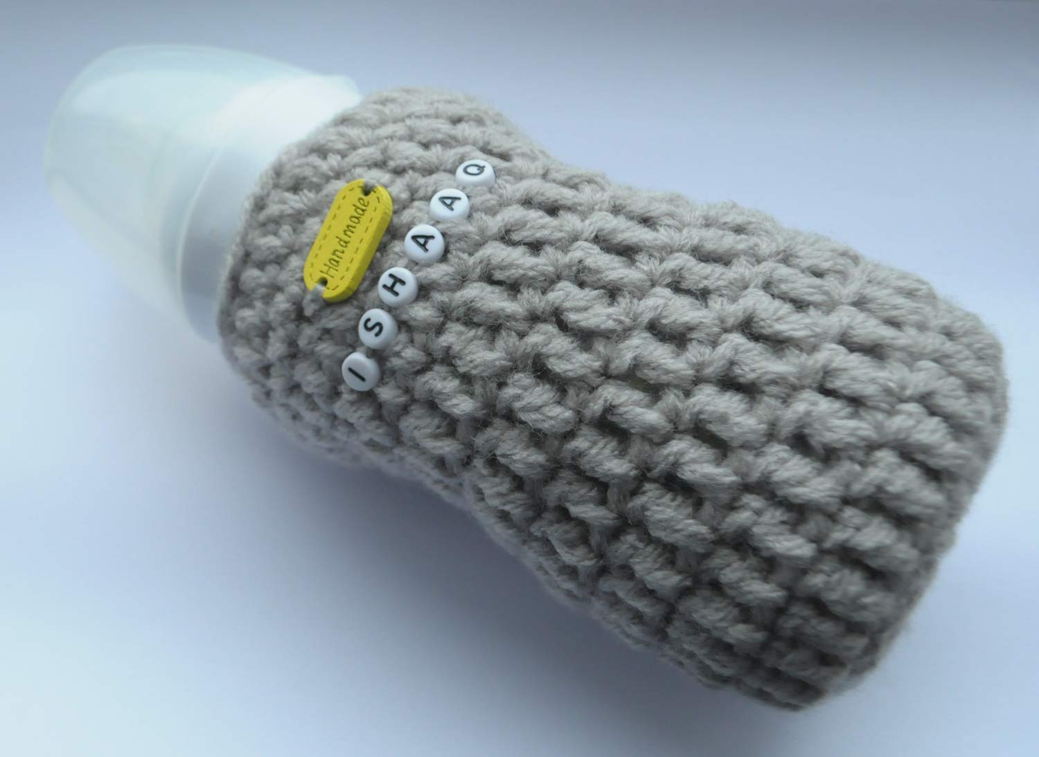 CROCHET BABY BOTTLE COVER HANDMADE Tommee Tippe 9oz and 5oz